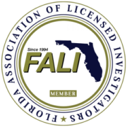 Our Fort Lauderdale Private Investigators are proud members of the Florida Association of Licensed Investigators